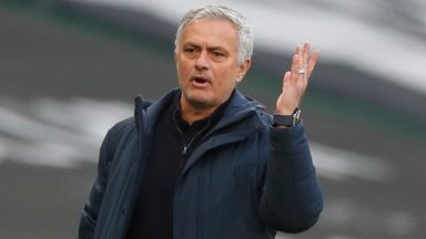 Jose: I'm not ready to discuss why we've dropped points