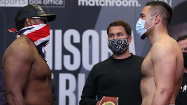 Chisora threatens to call off fight