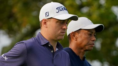 JT takes advice from Tiger ahead of PGA