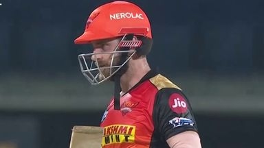 Sunrisers vs Delhi: The Super Over!