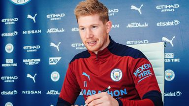 De Bruyne deal 'a statement of intent'