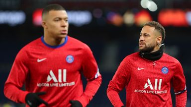Will Neymar, Mbappe sign new PSG deals?
