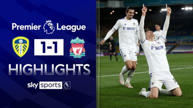 Late Llorente header earns Leeds a point
