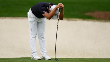 Masters mishaps: Second round fails!