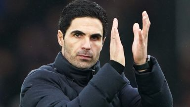 Arteta happy to be 'out of the blocks'