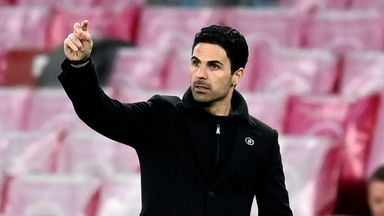 Arteta: We are devastated at going out