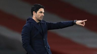 Arteta: We will have to accept consequences