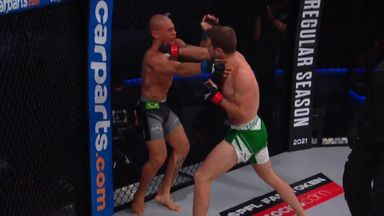 PFL Highlights: Loughnane's first-round KO