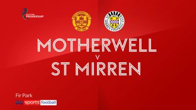 Motherwell 1-0 St Mirren