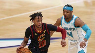 NBA Wk17: Cavaliers 103-90 Hornets