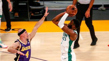 NBA Wk17: Celtics 121-113 Lakers