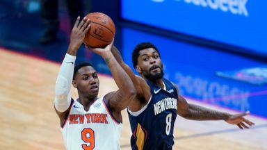 NBA Wk17: Knicks 116-106 Pelicans