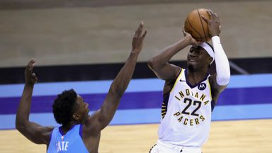 NBA Wk17: Pacers 132-124 Rockets