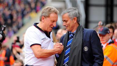 Warnock reveals friendship with Jose