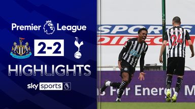 Willock rescues late point for Newcastle