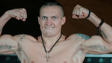 Coldwell: Usyk can break opponents mentally
