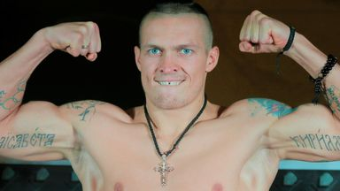'Usyk can make it difficult for Joshua'