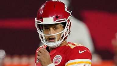 Mahomes progressing well after injury