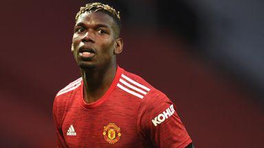 Man Utd open Pogba contract talks