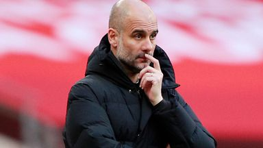 Pep defends City team selection
