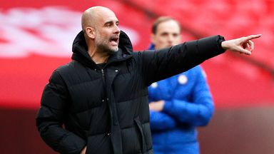 Pep: Equality is best for football