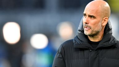 Pep: Man City focus on PL, not CL final