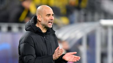 Pep: City taking big CL strides