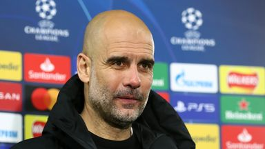 Pep: My success completely unexpected