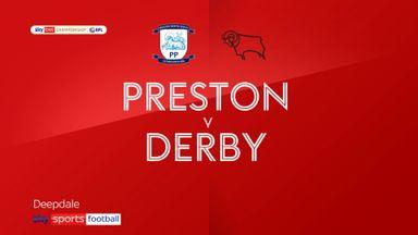 Preston 3-0 Derby