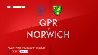 QPR 1-3 Norwich