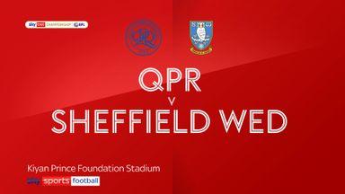 QPR 4-1 Sheffield Wednesday