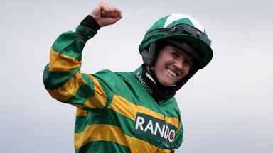 Blackmore: Grand National win was incredible