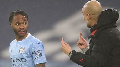 Pep: Sterling has our confidence