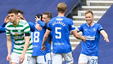 Adam: Rangers are inside Celtic's heads