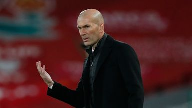 Zidane: Chelsea draw a fair result