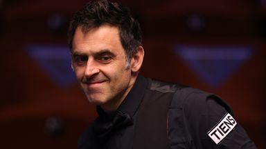O'Sullivan: I'm hoping to get back to China