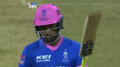 IPL: Samson century in vain for Royals