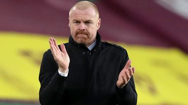 Dyche: We want to end season strongly