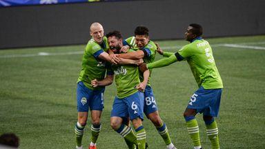 Seattle's Joao Paulo scores wondergoal!