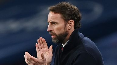 Southgate: We're entitled to dream of Euros success