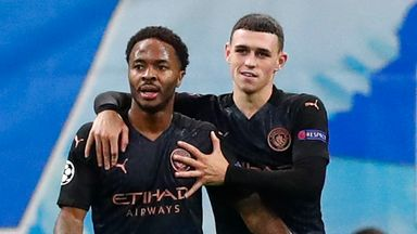 Pep: Foden, Sterling can play together
