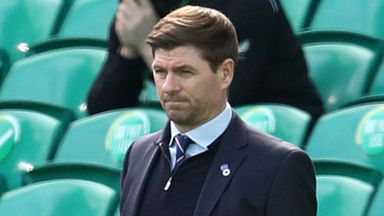 Gerrard not focused on 'best team' comments