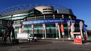 RFU bids to host 2025 Women's Rugby World Cup
