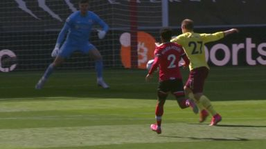 Vydra rifles in Burnley's second (28)
