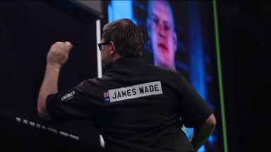 Wade's triple tons finishes MVG