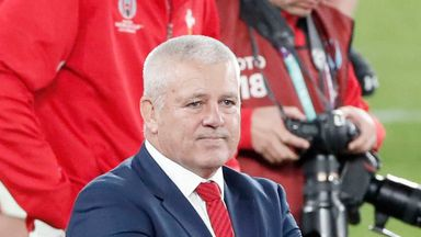 'Gatland unafraid to make tough calls'