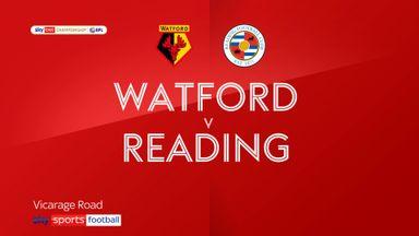 Watford 2-0 Reading