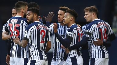 Earnshaw: WBA survival would be a miracle