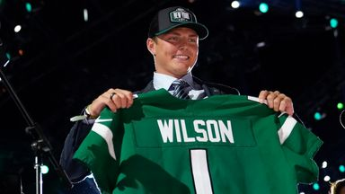 Wilson: I only want to play for the Jets