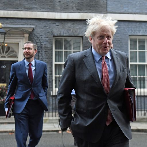 Concerns as Cabinet Secretary Simon Case oversees fallout from Boris Johnson's Downing St refurbishm